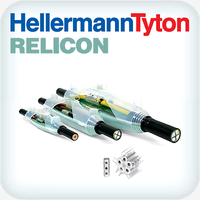 Resin Kit Straight & Connectors 3x1.5 to 5x6mm²