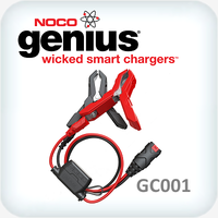 Genius X-Connect Battery Clamps