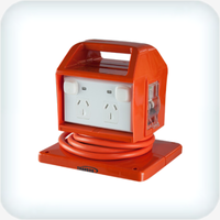 Portable Power Outlet 15A 30mA RCD