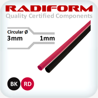 3-1mm RDW Heat Shrink 1.2m Lengths