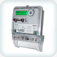 Three Phase kWh Meter Direct Connected