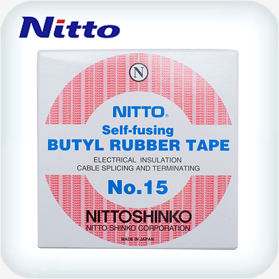 Nitto Self fusing Tape .5mm x 19mm x 10m