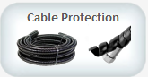 cable protection conduit and spiral wrap