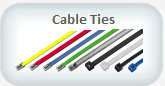 nylon cable ties and stainless steel ties