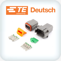 Deutsch DT Kit 8 Way Grey 13A 2mm²