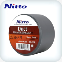 Nitto Duct Tape Silver 48mm x 30m
