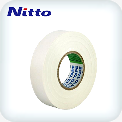 Nitto 201E PVC Tape .15 x 18mm White 20m Roll